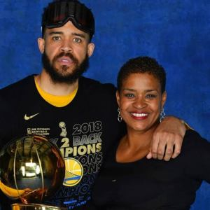JaVale and Pam McGee make Olympic history
