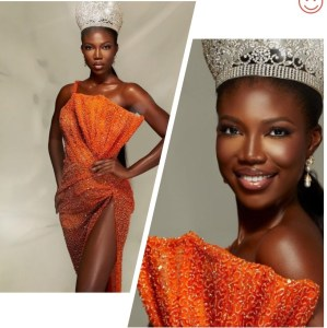 Naa Morkor Commodore Officially Crowned Miss Universe Ghana 2021