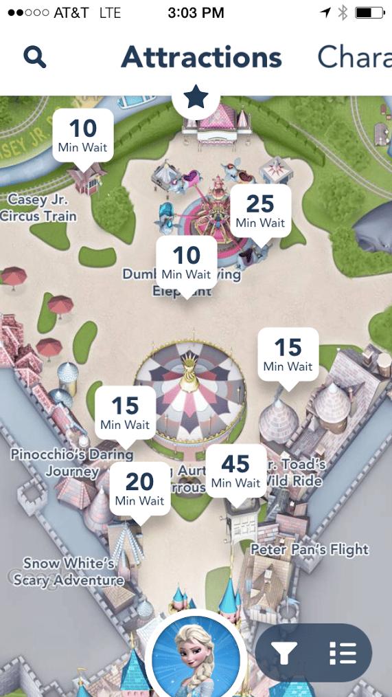 DisneylandOfficialApp1