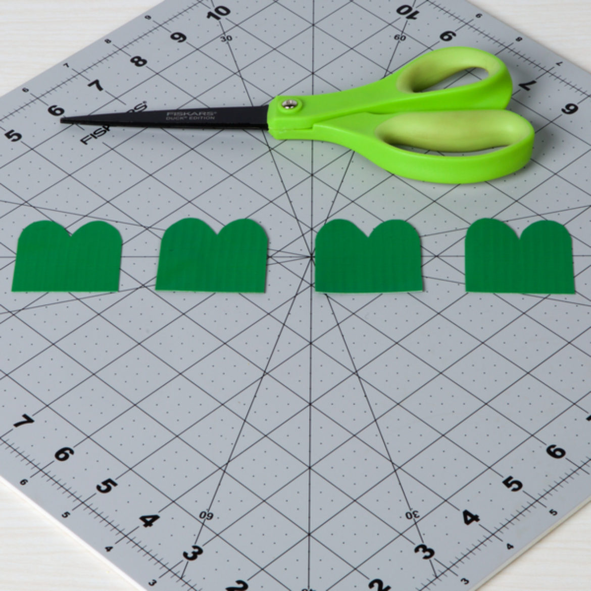 How To Duck Tape Four Leaf Clover