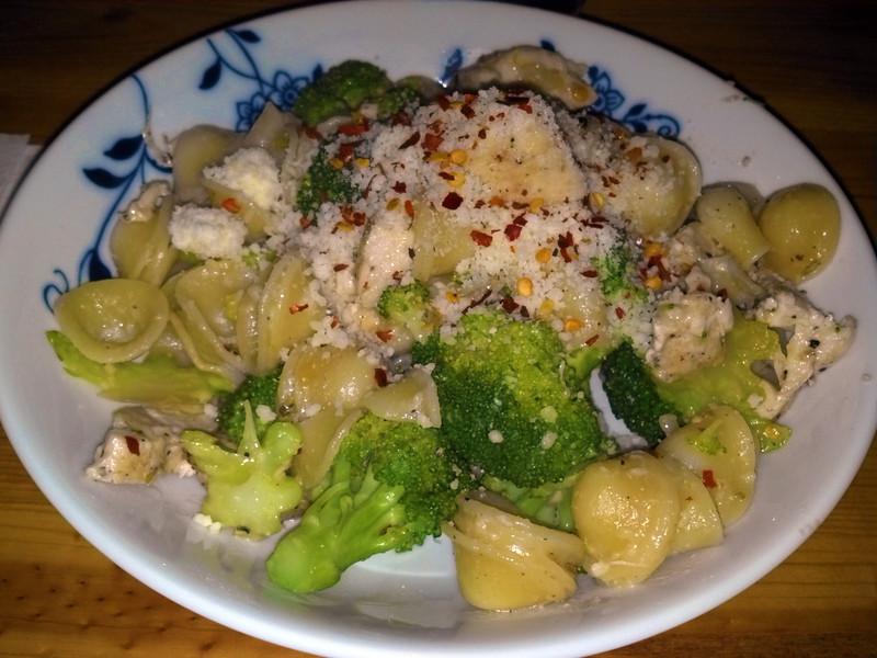 Chicko Brocco Pasto