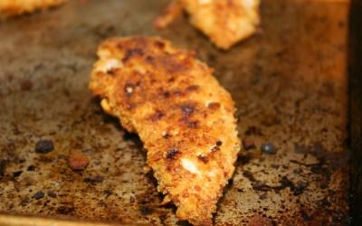 Ritz Crusty Chicken