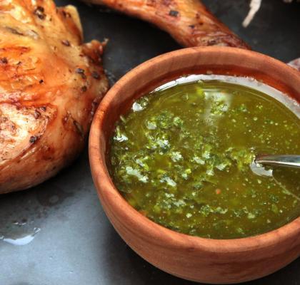 Duckinapot.com Argentine Gaucho Chimichurri Sauce