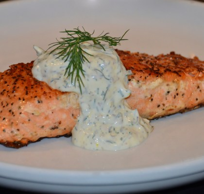 Duckinapot.com Lemon Caper Dill Sauce