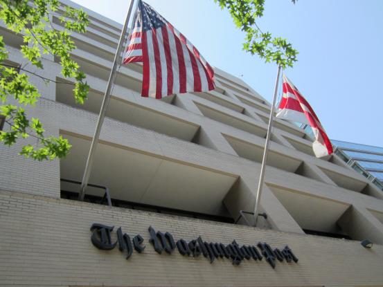 FYI: Washington Post and No Paywall for .mil/.gov/.edu