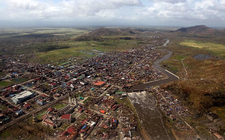Postscript on Typhoon Haiyan: Hazard Vulnerability, Disasters, and Security