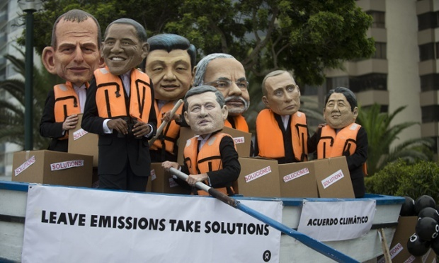 What's Happening with Climate Negotiations in Lima?