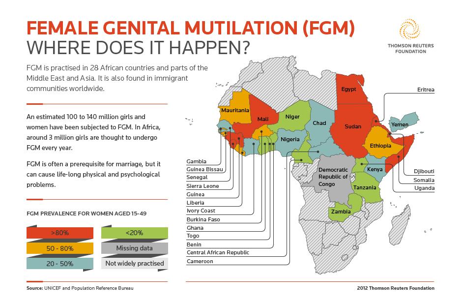 A Hip-Hop Artist in Burkina Faso Fights Female Genital Mutilation