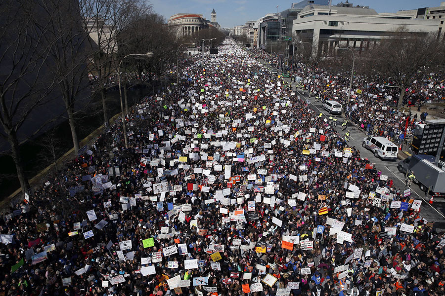 Are the Kids Alright? The March for Our Lives as a Social Movement