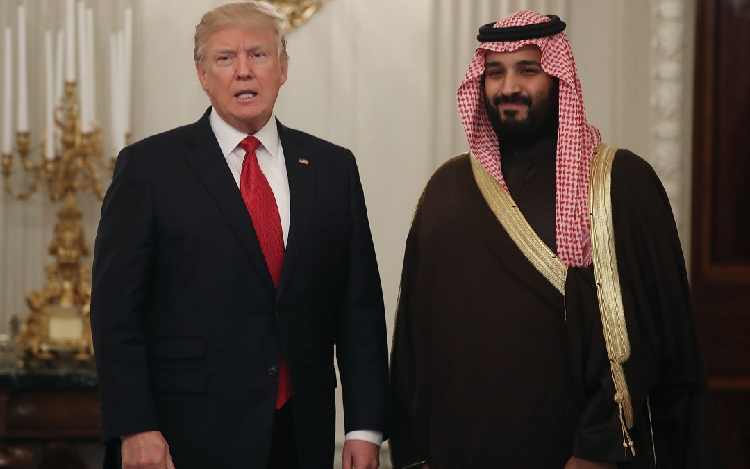 Chain-ganging in reverse? Gulf states and US hostility towards Iran