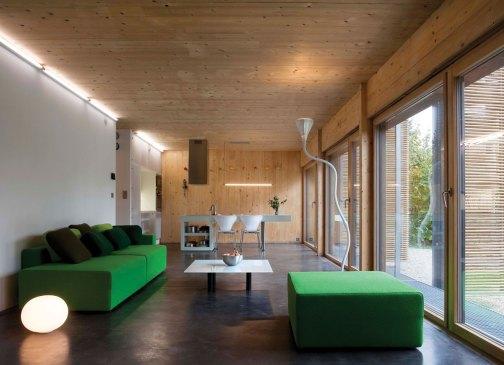 Bamboo House, Karawitz Architecture © Herve Abbadie and Karawitz Architecture