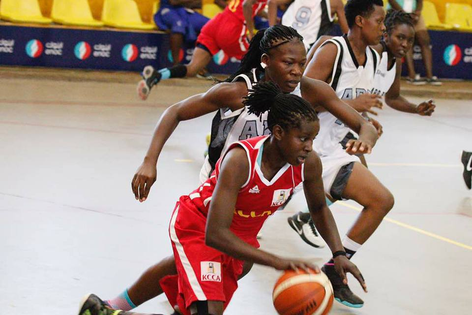 Image result for APR Women Basketball Club vs Equity