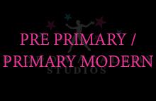 PRE PRIMARY/PRIMARY MODERN