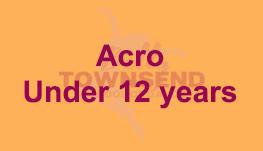 Acro - Under 12 years