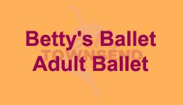 Betty's Ballet - Adult Ballet