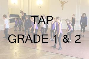 AIM Tap GRADE 1 & 2