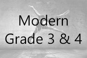 AIM Modern - Grade 3 & 4 Uniform