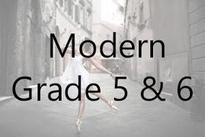AIM Modern - Grade 5 & 6 Uniform