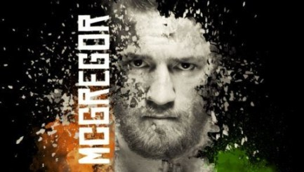 MILKING MCGREGOR AND THROWING IN FLUFF PRE-TITLE SHOT