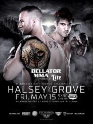 Bellator announces another world championship fight coming to Southern California