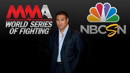 WORLD SERIES OF FIGHTING TO REVOLUTIONIZE MMA PAY-PER-VIEW BUSINESS WITH UNPRECEDENTED FIGHTER REVENUE SHARING MODEL IN 2015