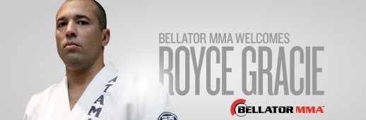 """""""The Godfather of MMA"""" Joins Bellator As Royce Gracie Becomes Promotional Brand Ambassador"""
