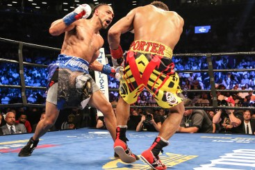 Keith Thurman Outpoints Shawn Porter In Fight Of The Year Candidate Saturday In Primetime On CBS