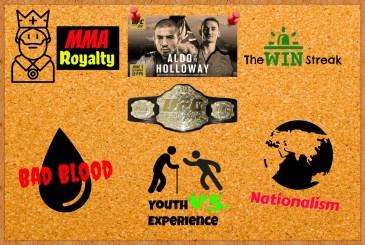 Promotional Analysis: Aldo versus Holloway