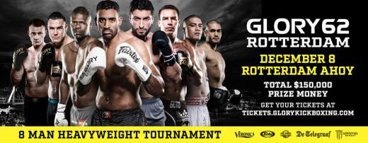 GLORY 62 SuperFight Series and the GLORY 62 prelims are set