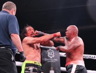 Longtime Rivals Joey Beltran & Tony Lopez Prepare for Bare Knuckle