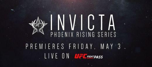Invicta Phoenix Rising Series