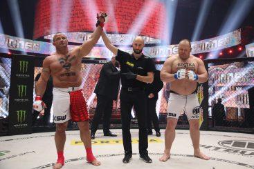 KSW 59 Results: Pudzian Wins, New Bantamweight Champion