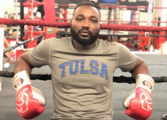 Tulsa Heavyweight Jeremiah Milton Excited to Make Hometown Debut on April 10th