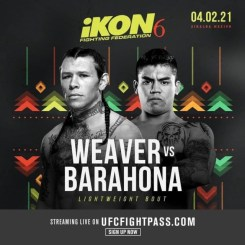 Ikon Fighting Federation returns to Mexico
