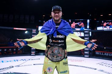 #AndNew Bellator champ crowned
