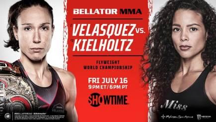 BELLATOR MMA CONFIRMS FULL FIGHT CARD FOR BELLATOR 262