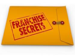 Franchise secrets