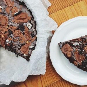 oreo taart tony chocolonely
