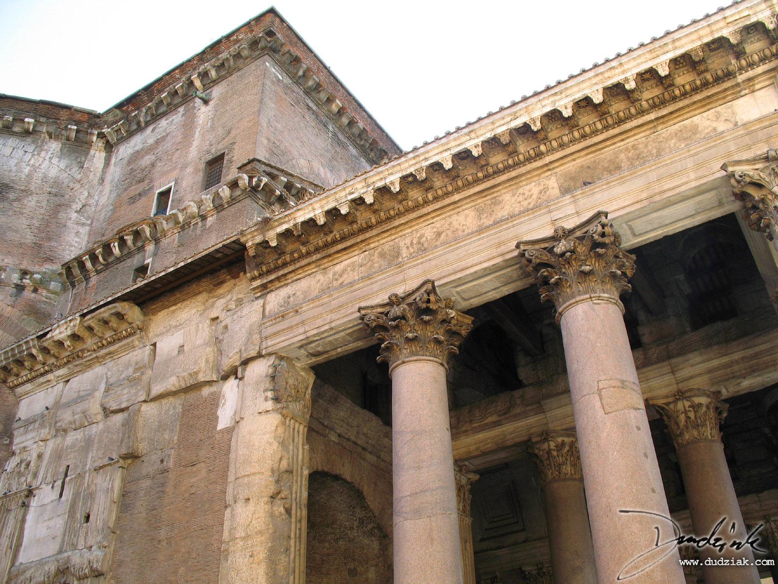 Pantheon Architecture X