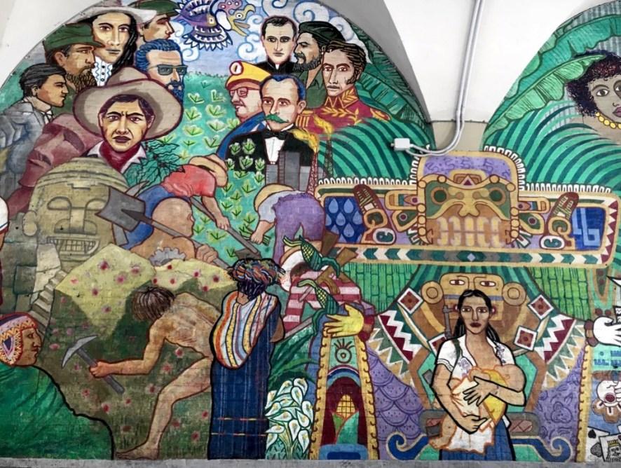 Ściany typu ART w Bolonii