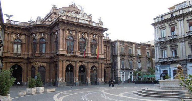Teatro Massimo Bellini - Catania (IT)