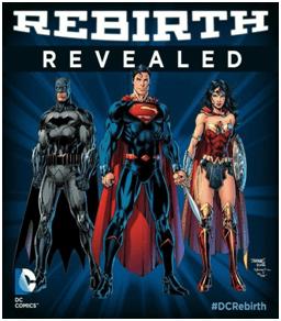 rebirth revealed