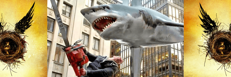 Harry Potter and the Sharknado