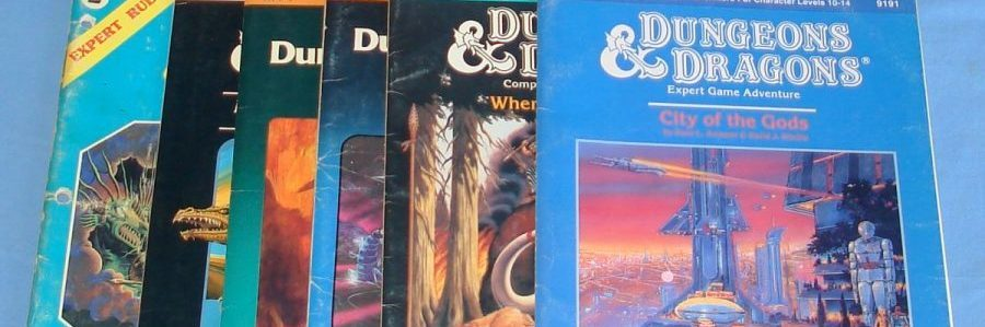 On a Dark and Stormy Night: My Introduction to Dungeons and Dragons