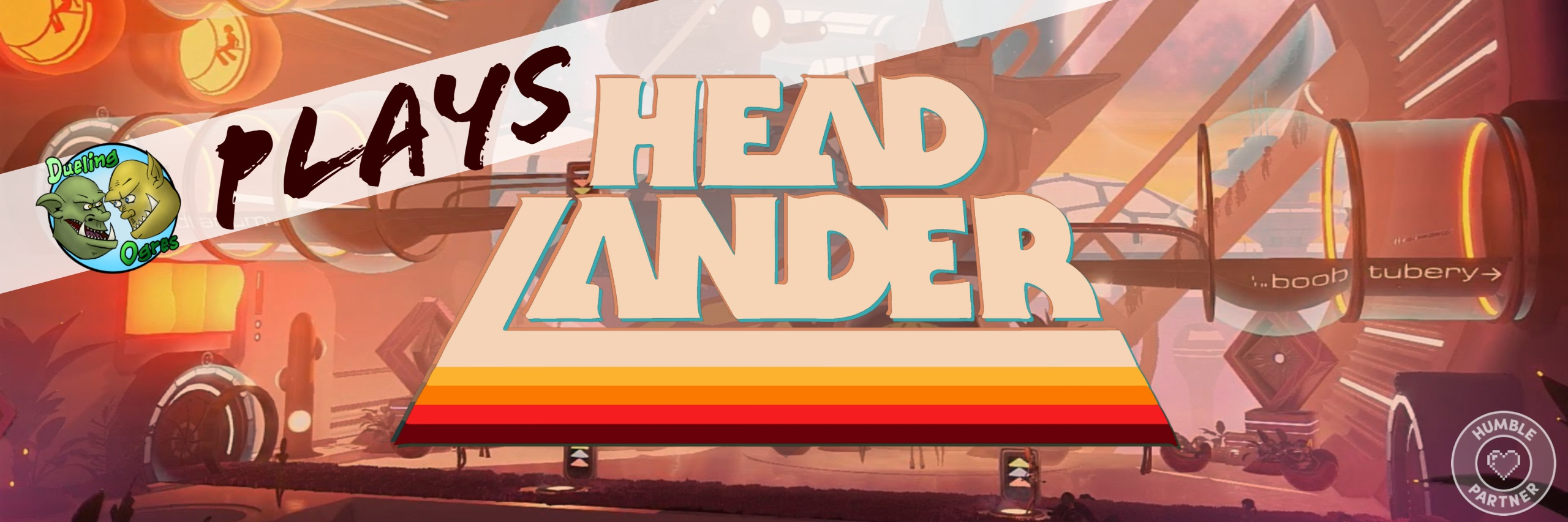 Headlander || Who's the Real Head Cheese?!