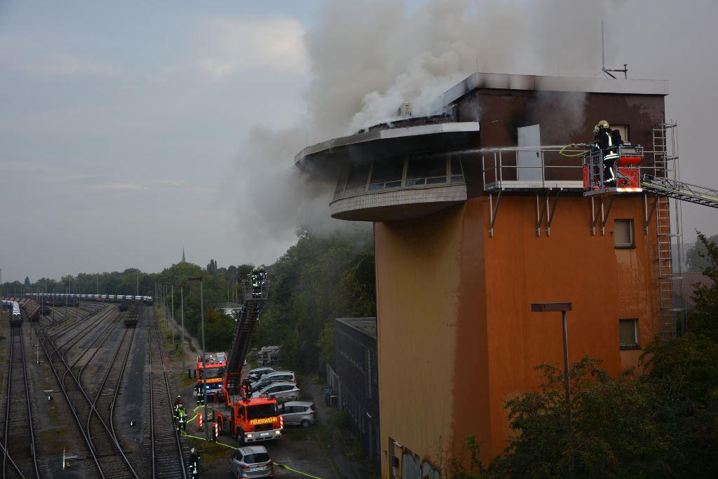 Feuerwehr Mülheim an der Ruhr
