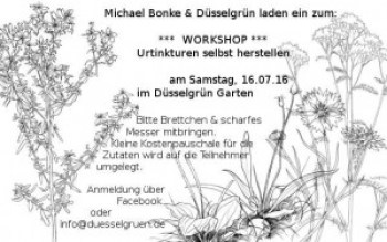 Workshop_Urtinkturen herstellen