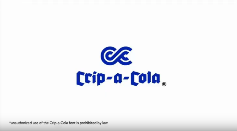 Crip A Cola From Gang To Brand Duetsblog