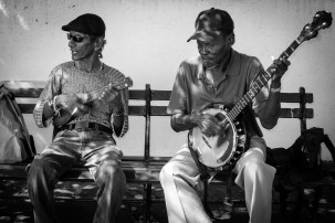 Jammin' in Casco Viejo
