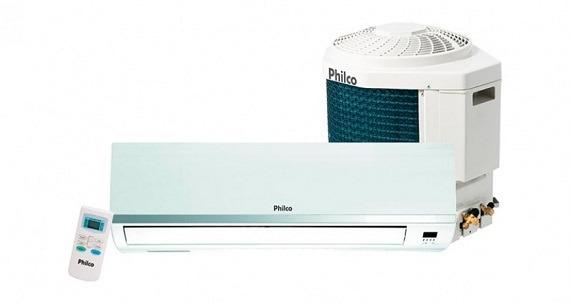 Ar Condicionado Split Hi Wall Philco 12000 BTUs Frio.